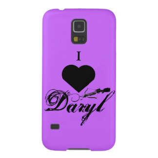 I love Daryl Phone Case