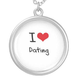 I Love Dating Custom Jewelry