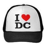 I Love DC Design Hat