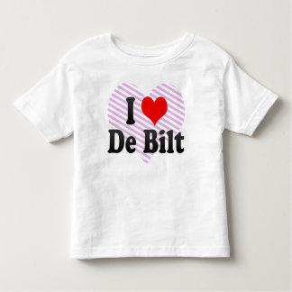 I Love De Bilt, Netherlands Tee Shirts