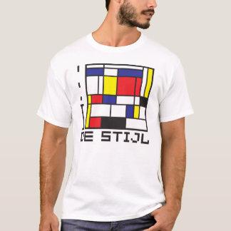 I LOVE DE STIJL T-shirt