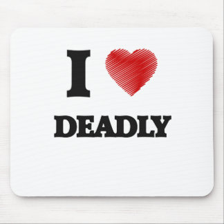 I love Deadly Mouse Pad