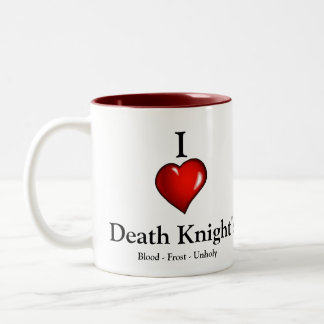 I love Death Knight's Mug