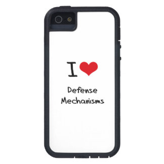 I Love Defense Mechanisms iPhone 5 Covers