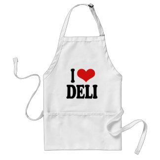 I Love Deli Standard Apron