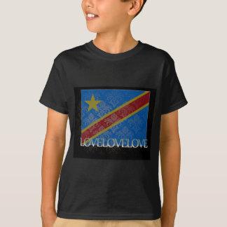 I love Democratic Republic Of Congo Cool T-shirts
