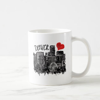 I love Denver Coffee Mug
