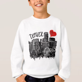 I love Denver Sweatshirt