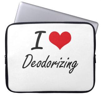 I love Deodorizing Laptop Computer Sleeve