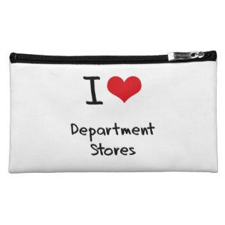 I Love Department Stores Makeup Bags