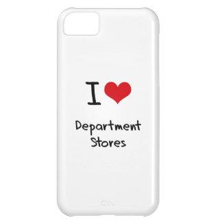 I Love Department Stores iPhone 5C Case