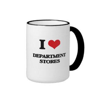 I love Department Stores Mug