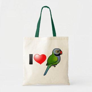I Love Derbyan Parakeets