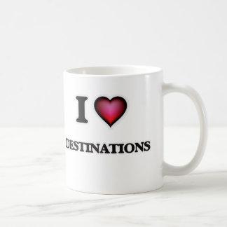 I love Destinations Coffee Mug