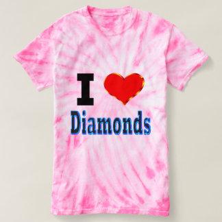 I Love Diamonds Shirt