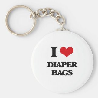 I love Diaper Bags Keychains