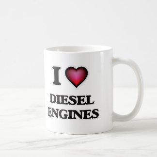I love Diesel Engines Coffee Mug