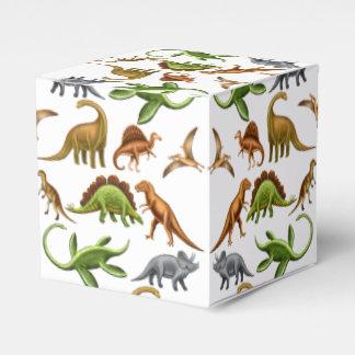 I Love Dinosaurs Paleo Favor Boxes