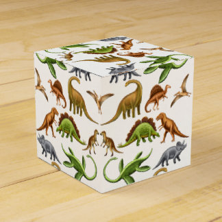 I Love Dinosaurs Paleo Favour Boxes