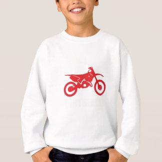 I Love Dirt Biking Great Gift Sweatshirt