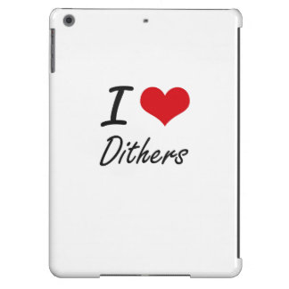 I love Dithers iPad Air Covers