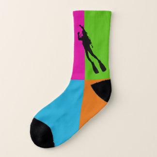 I love diving - socks