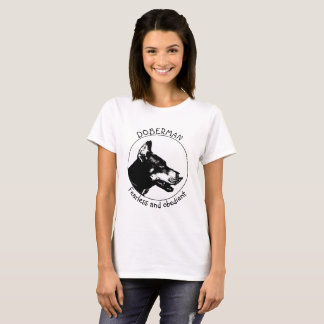 I love Doberman! T-Shirt