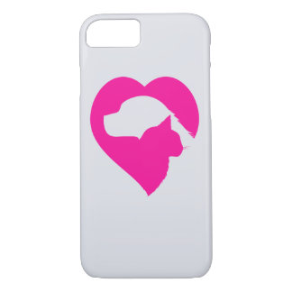 I LOVE DOG & CATS  Case-Mate  iPhone 7