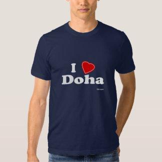 I Love Doha Tee Shirt