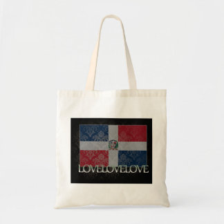 I love Dominican Republic Cool Tote Bag