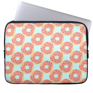 I love donuts laptop sleeve