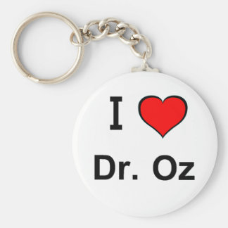 I Love Dr. Oz Key Chain