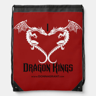 I Love Dragon Kings bag