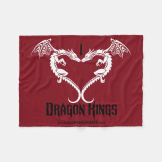 I love Dragon Kings blanket