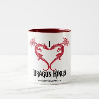 I Love Dragon Kings Mug