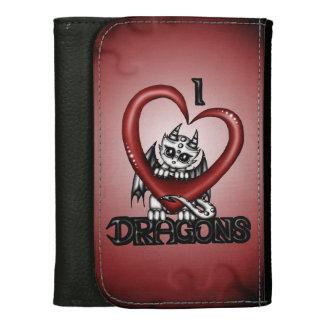 I love Dragons Wallet