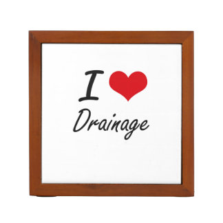 I love Drainage Desk Organizers