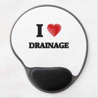 I love Drainage Gel Mouse Pad