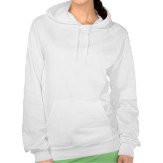 I love Drainage Hooded Sweatshirts