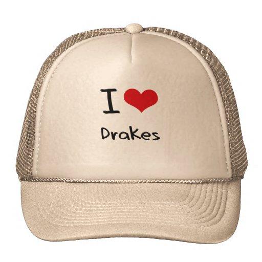 I Love Drakes Hats