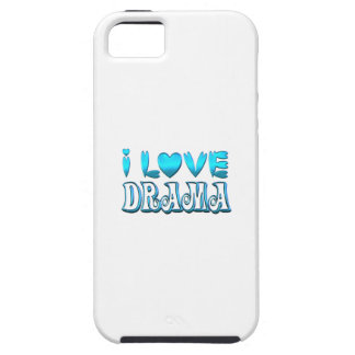 I Love Drama Case For The iPhone 5