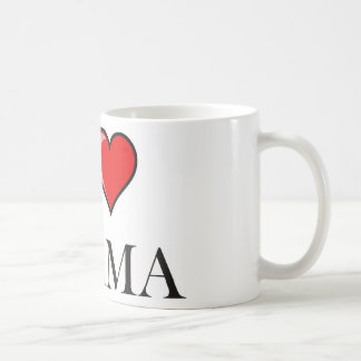 I love Drama Coffee Mug