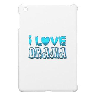 I Love Drama iPad Mini Cover
