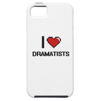 I love Dramatists iPhone 5 Cover