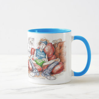 """I Love Dressage"" JudeToo JT37 mug"