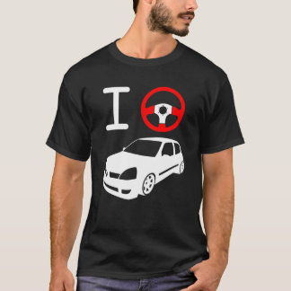 I (Love) Drive -Cl- /version2 T-Shirt