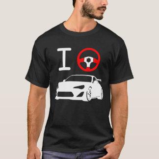 I (Love) Drive -GT86- /version2 T-Shirt