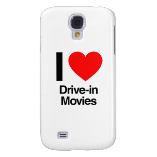 i love drive-in movies galaxy s4 case
