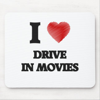 I love Drive In Movies Mouse Pad