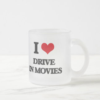 I love Drive In Movies Mugs